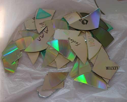 alte cd basteln basteln mit alten cds u kreative mit. Black Bedroom Furniture Sets. Home Design Ideas